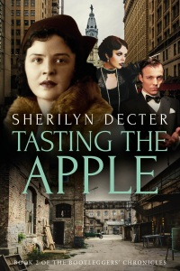Tasting the Apple Cover