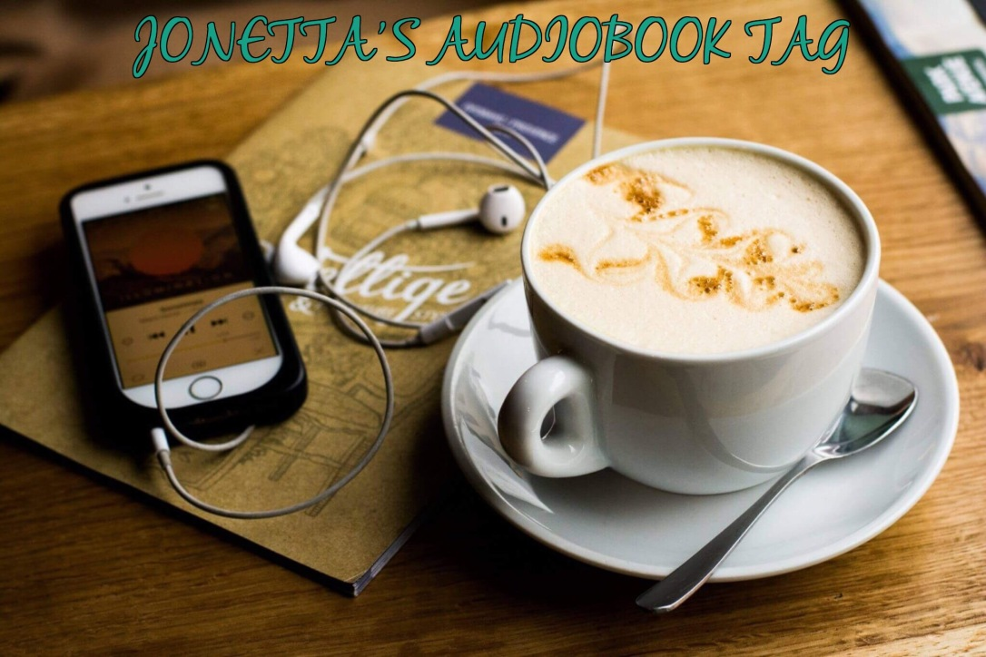 Jonetta's Audiobook Tag