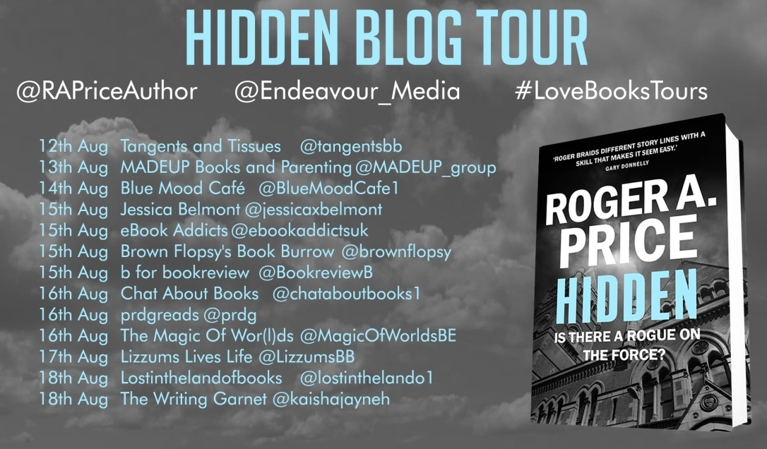 Hidden Blog Tour