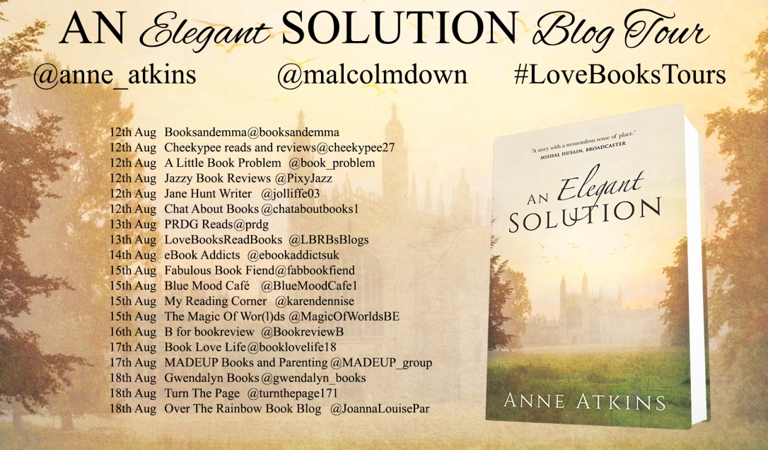 An Elegant Solution Blog Tour