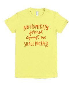 No Humidity