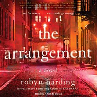 The Arrangement by Robyn Harding | Blue Mood Café