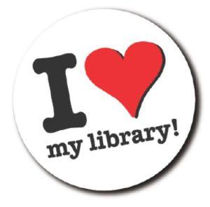I Love My Library