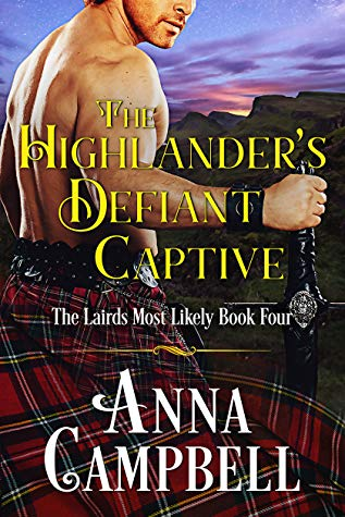 The Highlander's Defiant Captive