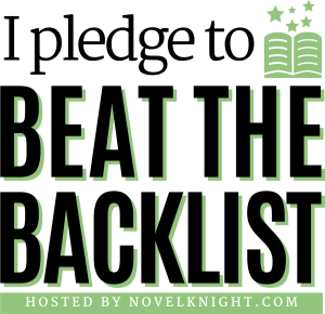 2020 Beat the Backlist Challenge Pledge