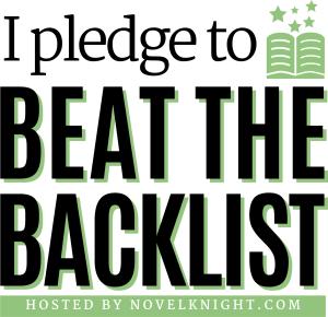 2020 Beat the Backlist Challenge Pledge