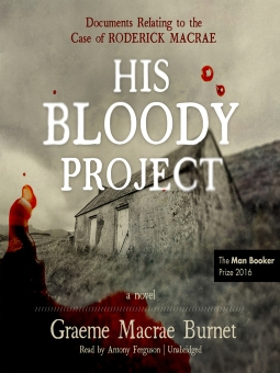 His Bloody Project-Cover