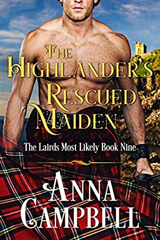 The Highlander's Rescued Maiden